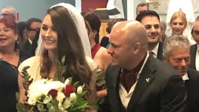Raf and Jess Wedding